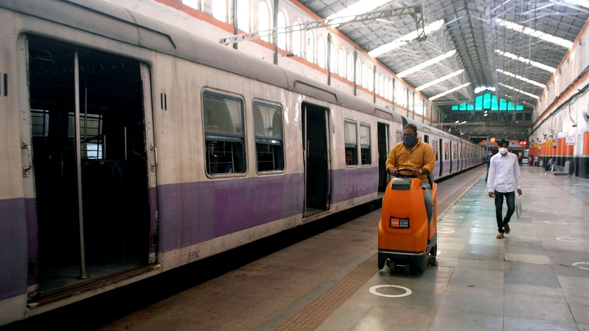 Local train services resume after 8 months in Bengal