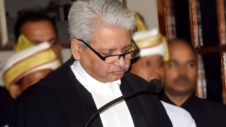 Madras HC CJ tests positive for COVID-19, admitted to hospital