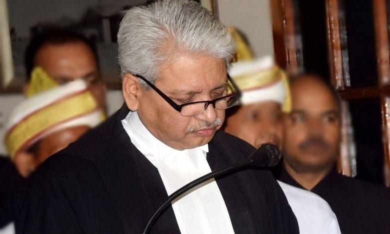 Justice Amreshwar Pratap Sahi