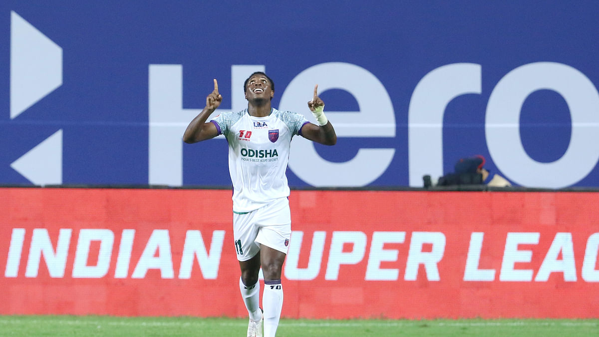 Football ISL: Diego Mauricio's last-minute stunner salvages a point for Odisha