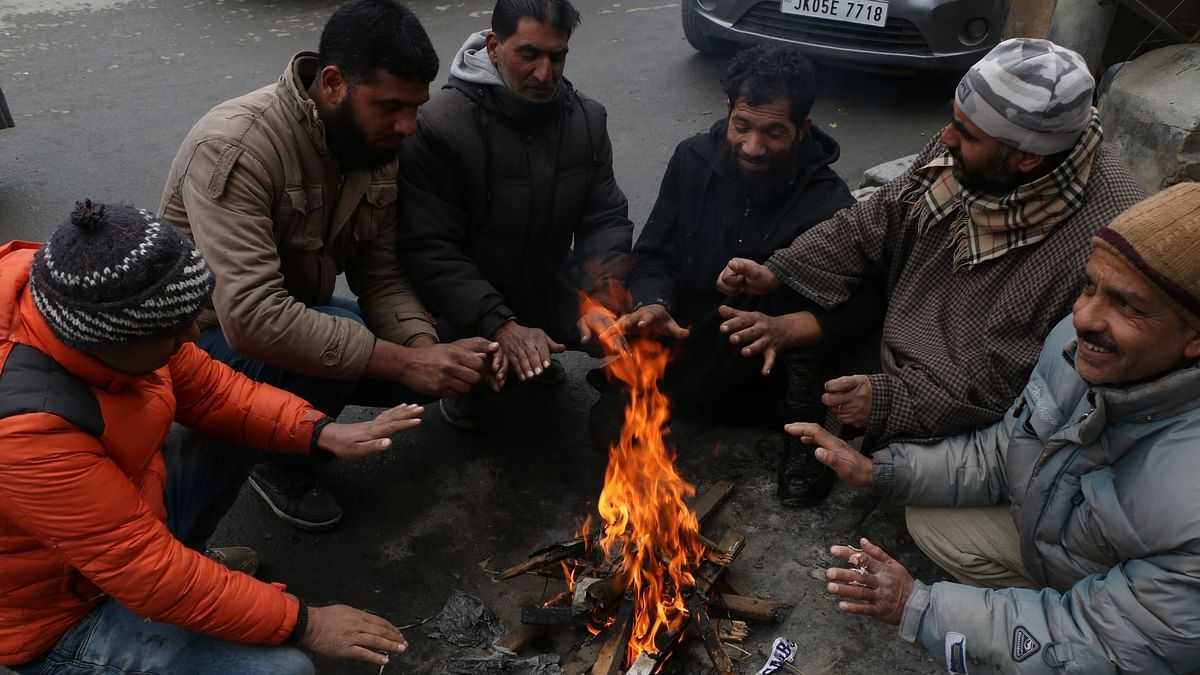 Srinagar records minus 1.4, coldest this season yet