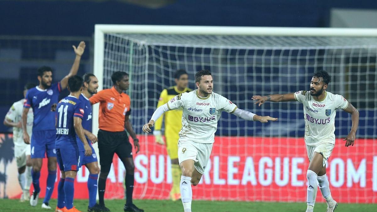 Bengaluru FC beat Kerala Blasters 4-2 in thriller
