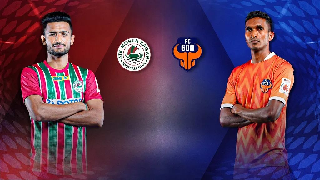 Football ISL: Mohun Bagan to  face in-form Goa charge