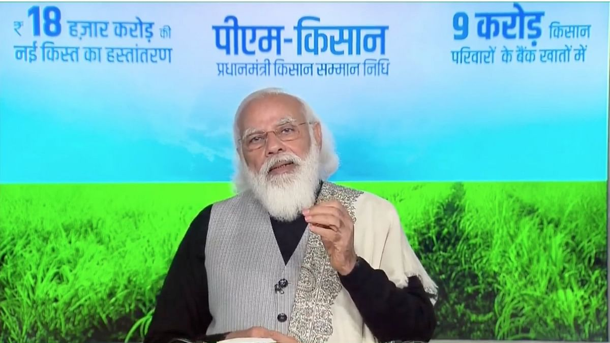 Modi defends new farm laws, lashes out at Opposition for 'misleading' farmers