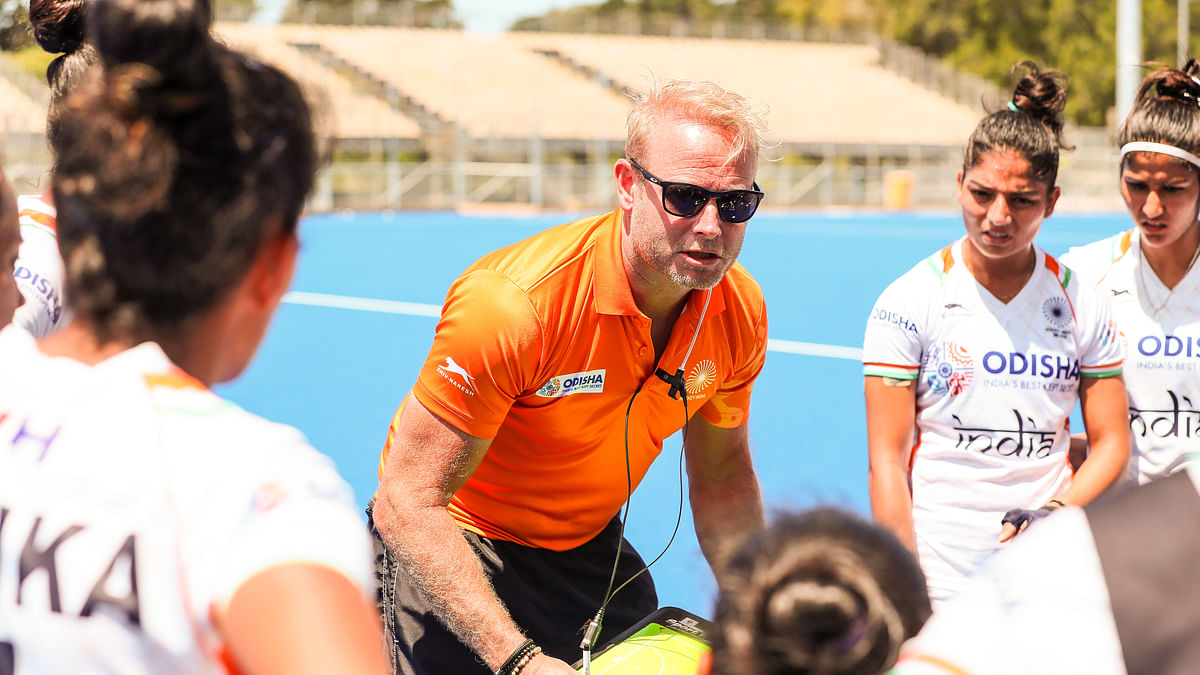Our preparations for next year's Olympics are on track: Indian Women's Hockey Coach Sjoerd Marijne