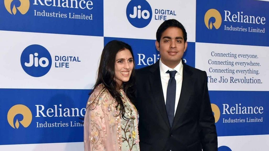 Shloka and Akash Ambani become parents of their first child