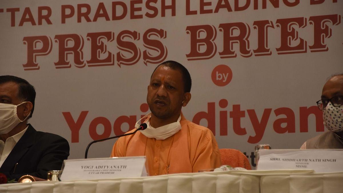 Yogi promises world class film city in Noida, opens doors for investment