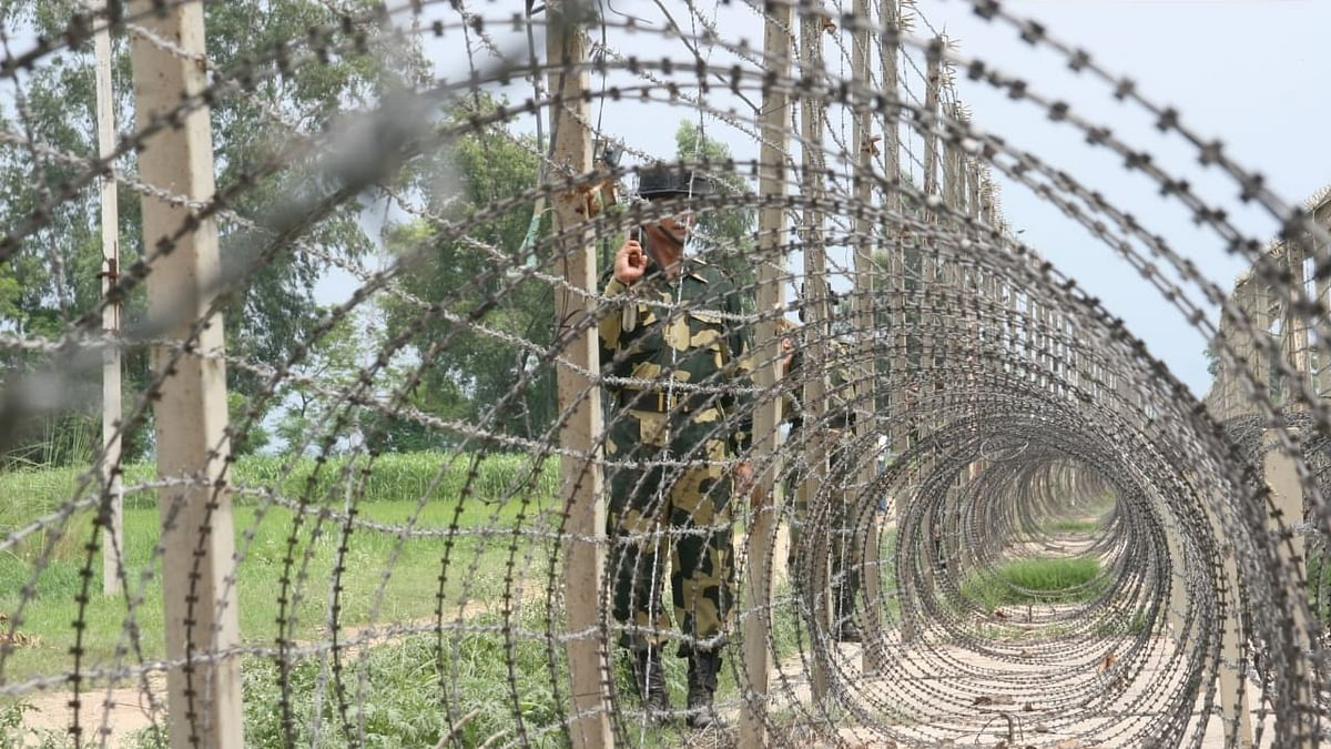 Two PoK girls held as they cross over LoC in J&K's Poonch