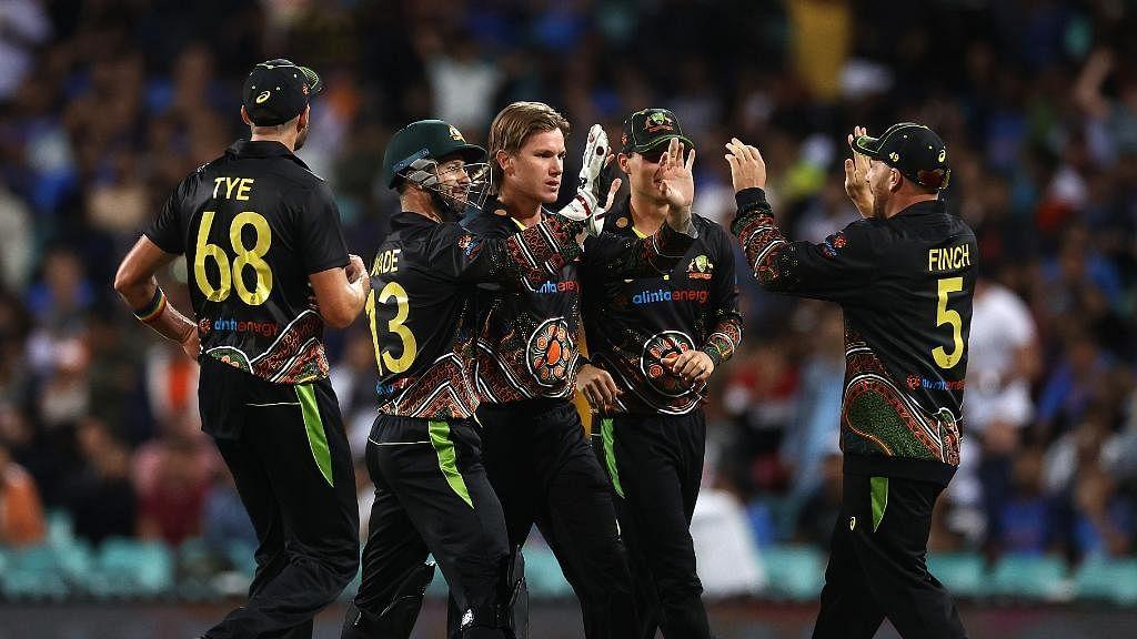 Australia register consolation win; India clinch T20 series 2-1