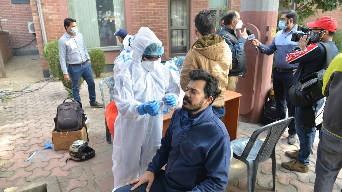 India records 16,432 new cases of COVID-19 in 24 hours -- lowest in six months