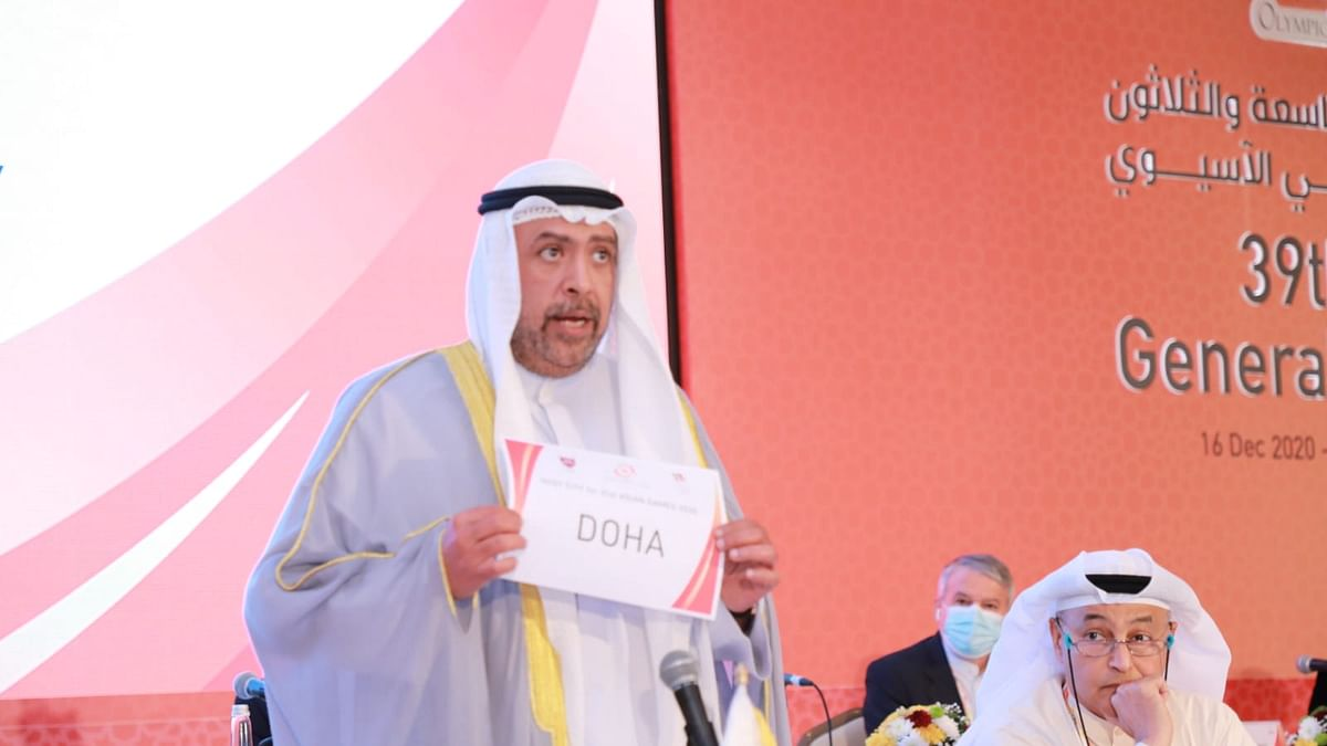 Doha to host Asian Games for second time in 2030