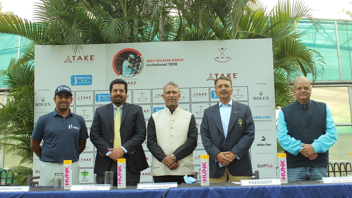 Golf: Star-studded field for Jeev Milkha Singh Invitational 2020