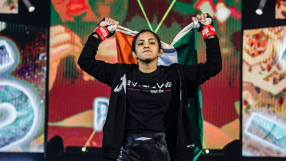 MMA: Ritu Phogat successfully vanquishes Jomary Torres at One: Big Bang