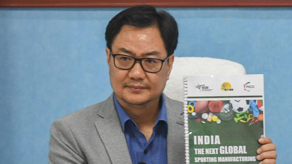 1000 Khelo India centres to be set up across country to help retired sportspersons: Rijiju