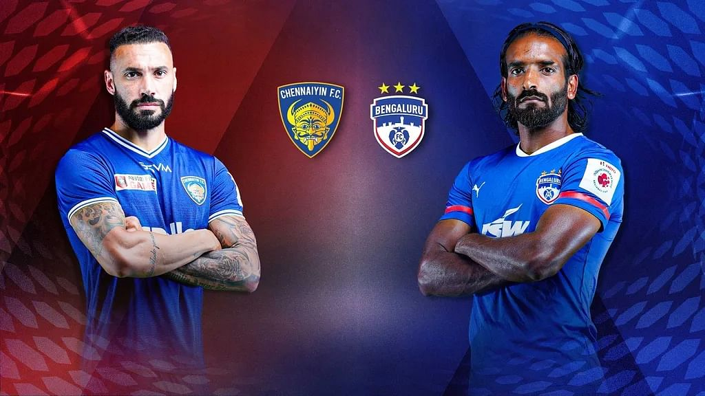 Football ISL: Chennaiyin looking for a win in 'special game' against Bengaluru