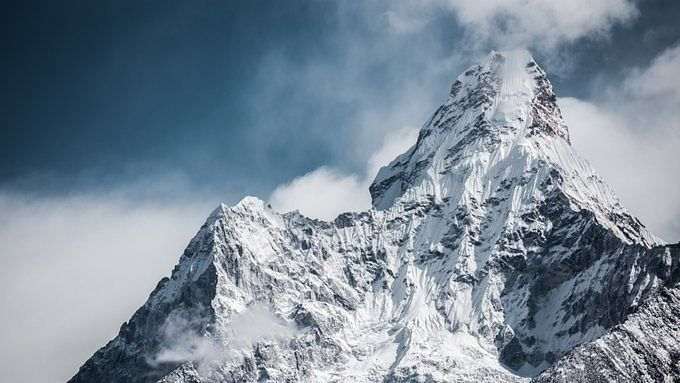 Taller than before, Everest stands at 8,848.86 meters