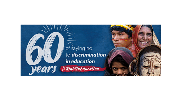 UNESCO marks 60th anniversary of Convention against Discrimination in Education