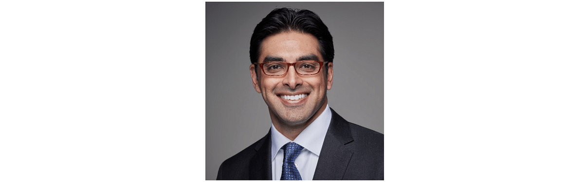 Indian-origin Anil Soni appointed as first CEO of WHO Foundation