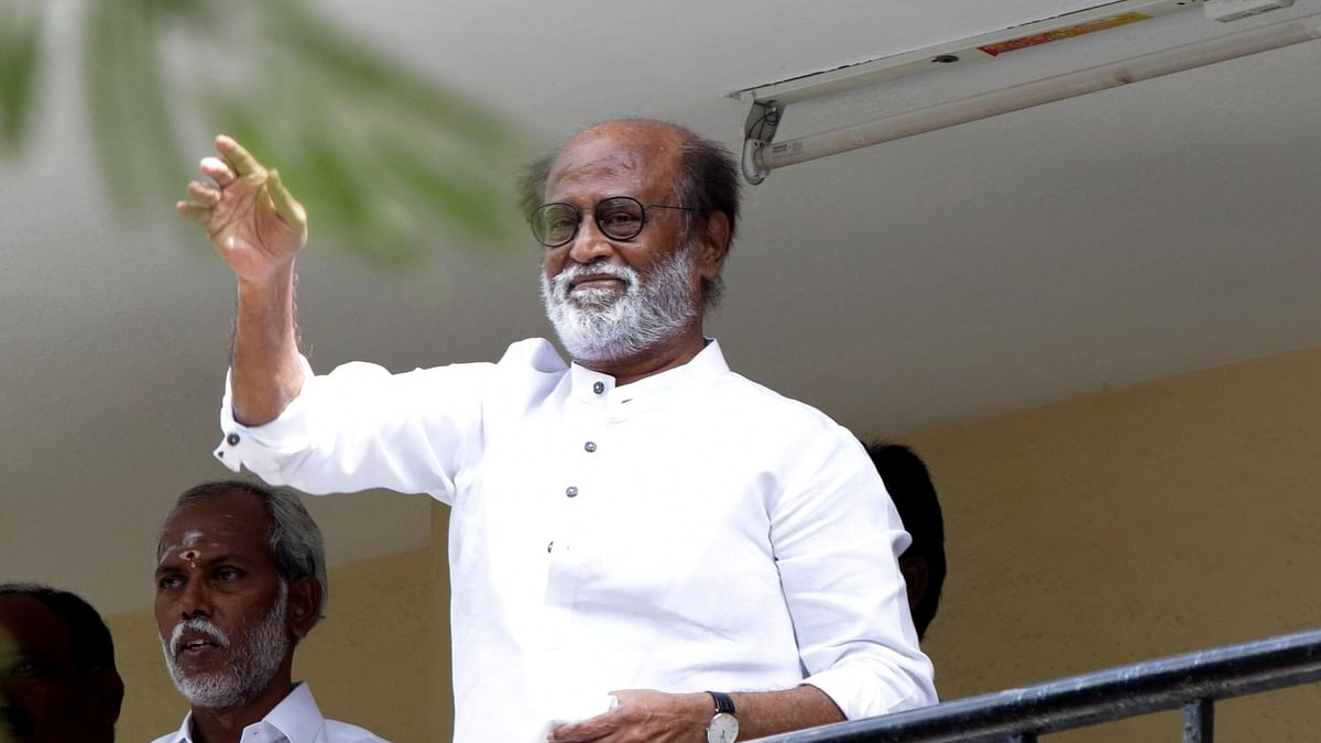 Rajini's party members are 'free' to join any outfit