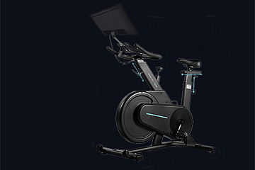 Synq.Fit launches stationary exercise bike