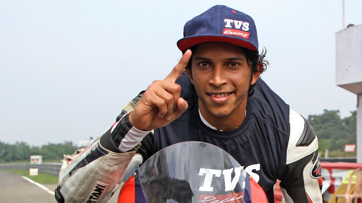 Motorsport: K Y Ahamed champion in Pro-Stock 301-400cc category