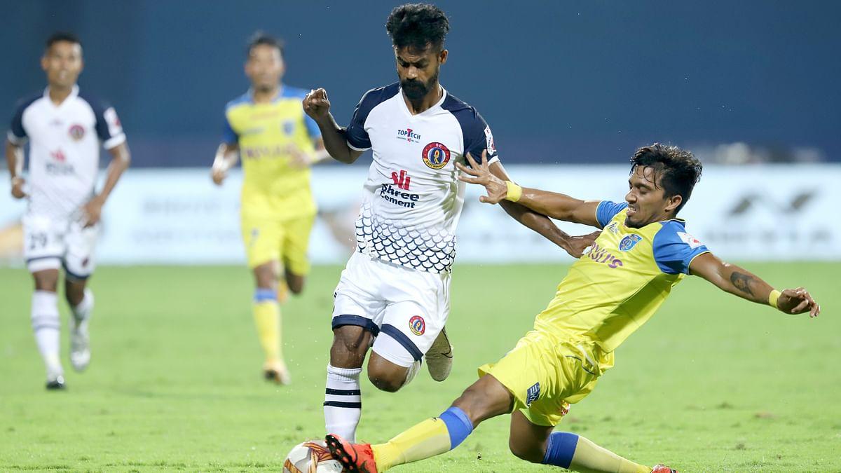 Football ISL: Jeakson's last-minute goal helps Kerala salvage a point against East Bengal