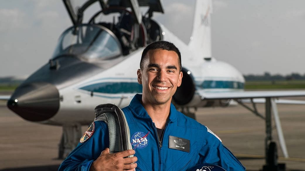 Indian-American Raja Chari among  18 picked by NASA for Artemis Moon missions