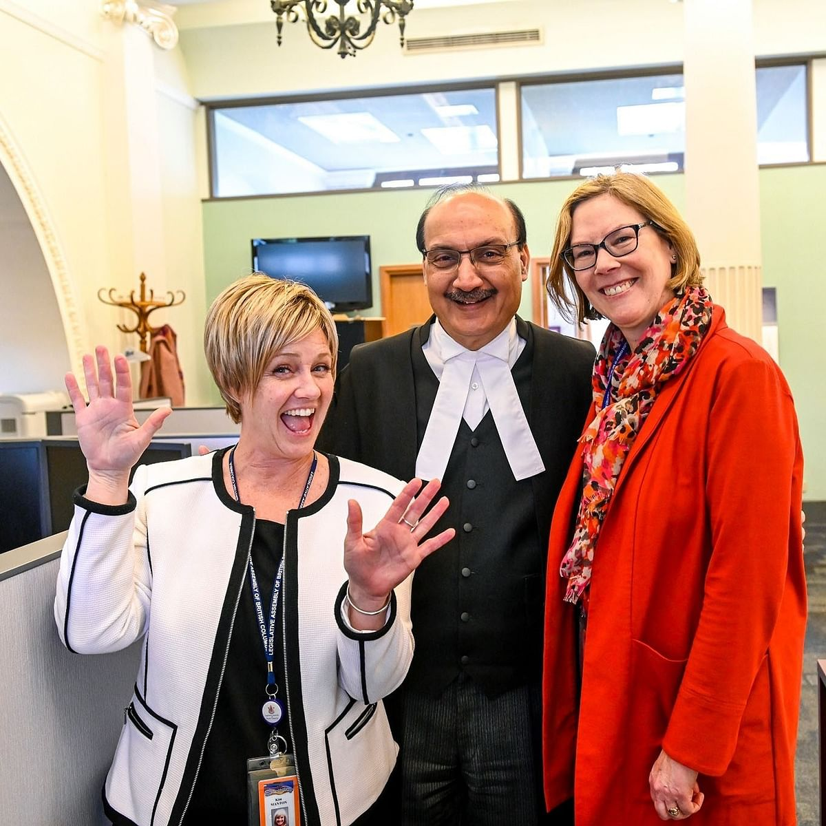 Punjab-born Raj Chouhan elected Speaker in British Columbia