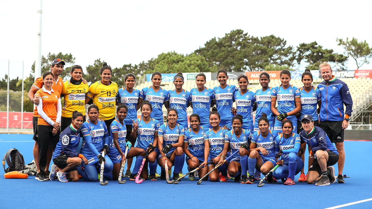 Indian Women's Hockey Team to tour Argentina to play eight matches