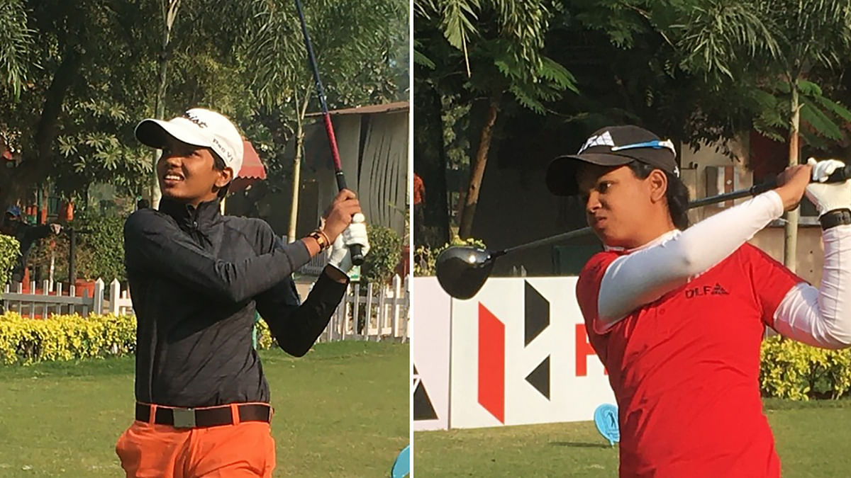 Golf: Hyderabad's Sneha with one-under 71 leads opening round in 7th leg of Hero WPGT