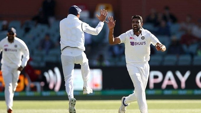 Ashwin picks two to give India edge in first session of 2nd Test