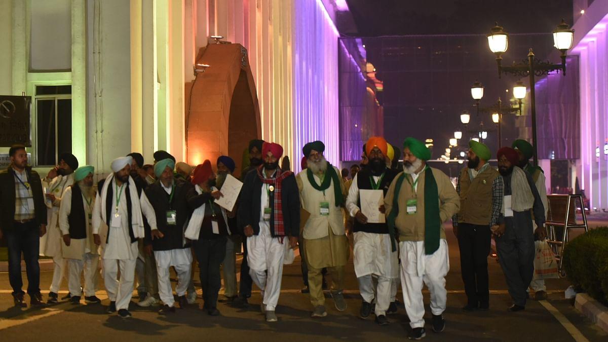 Govt-farmer talks inconclusive, next meet on December 9