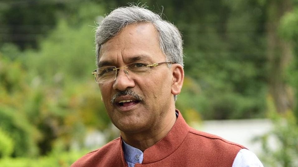 Covid-positive Uttarakhand CM Rawat admitted to AIIMS