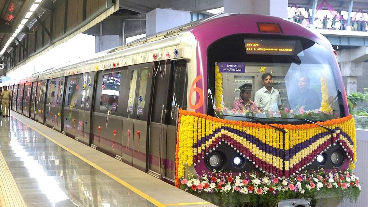 ADB approves $500-million loan for expansion of metro rail network in Bengaluru