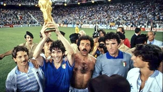 Paolo Rossi, Italy's 1982 FIFA World Cup hero, dies aged 64