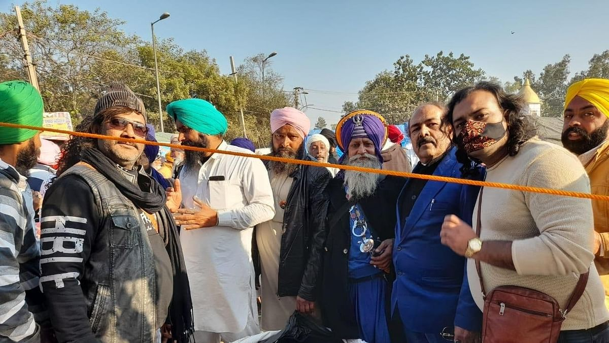 Qawwals, other artistes voice support to protesting farmers