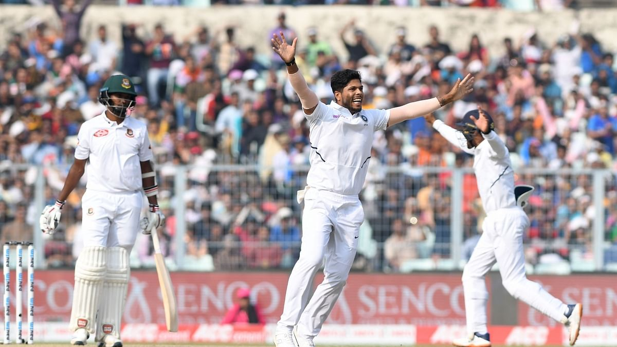 Umesh Yadav to undergo scans after complaining of pain in calf