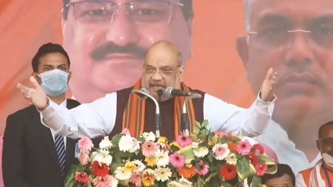 When polls come, 'Didi' will be all alone: Shah