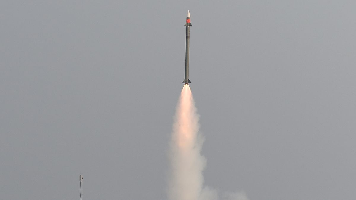 DRDO carries out successful maiden launch of Army  version of MRSAM