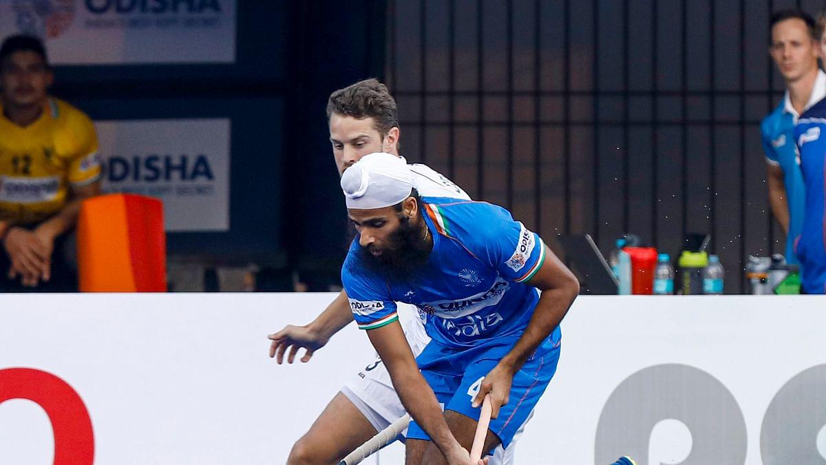 Hockey: India has a very good chance to go a long way at Tokyo Olympics, says defender Jarmanpreet Singh