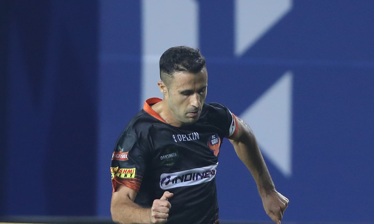 In-form FC Goa striker Igor Angulo will look to continue his goal-scoring run in match 43 of Hero ISL season 7 at the Tilak Maidan Stadium on December 30, 2020.