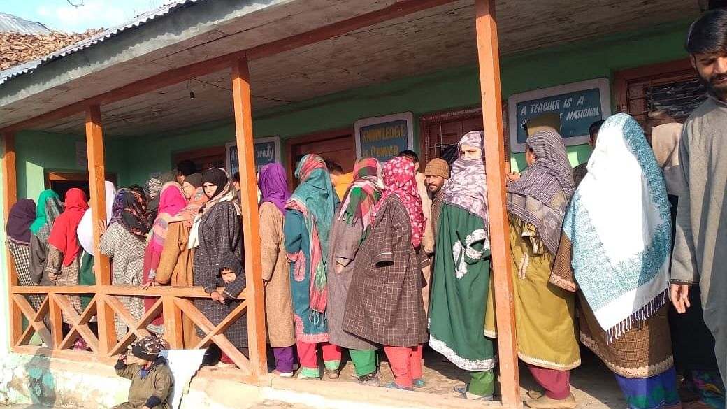 249 candidates in fray for 4th phase of DDC elections in J&K