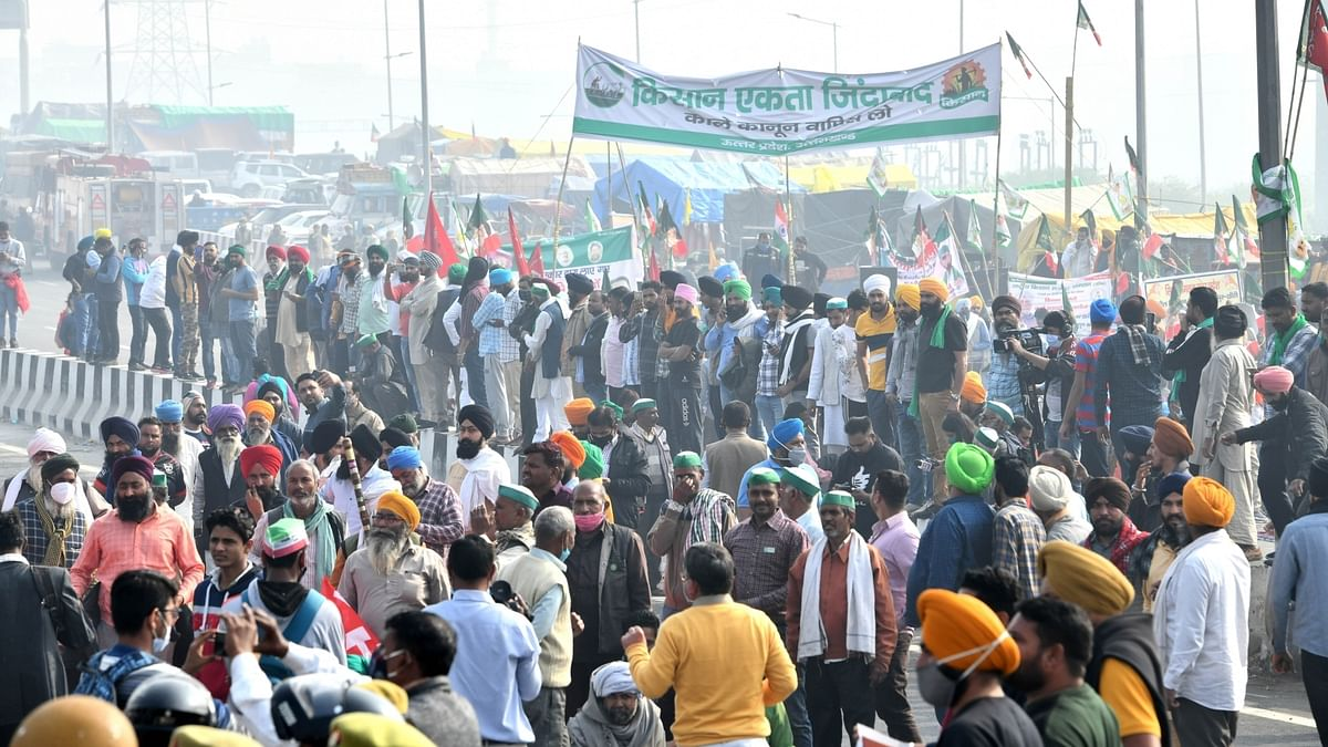 """Farmers claim success, """"Bandh"""" evokes mixed response across country"""