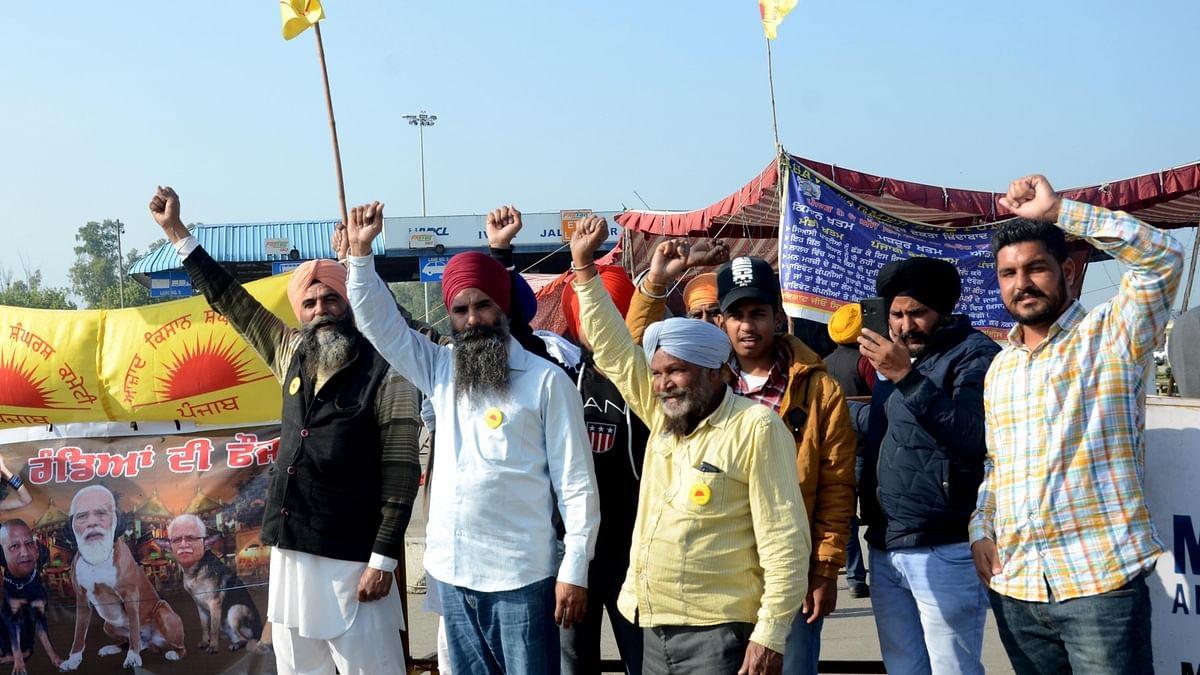 Farmers seize Punjab-Haryana toll plazas, make them free