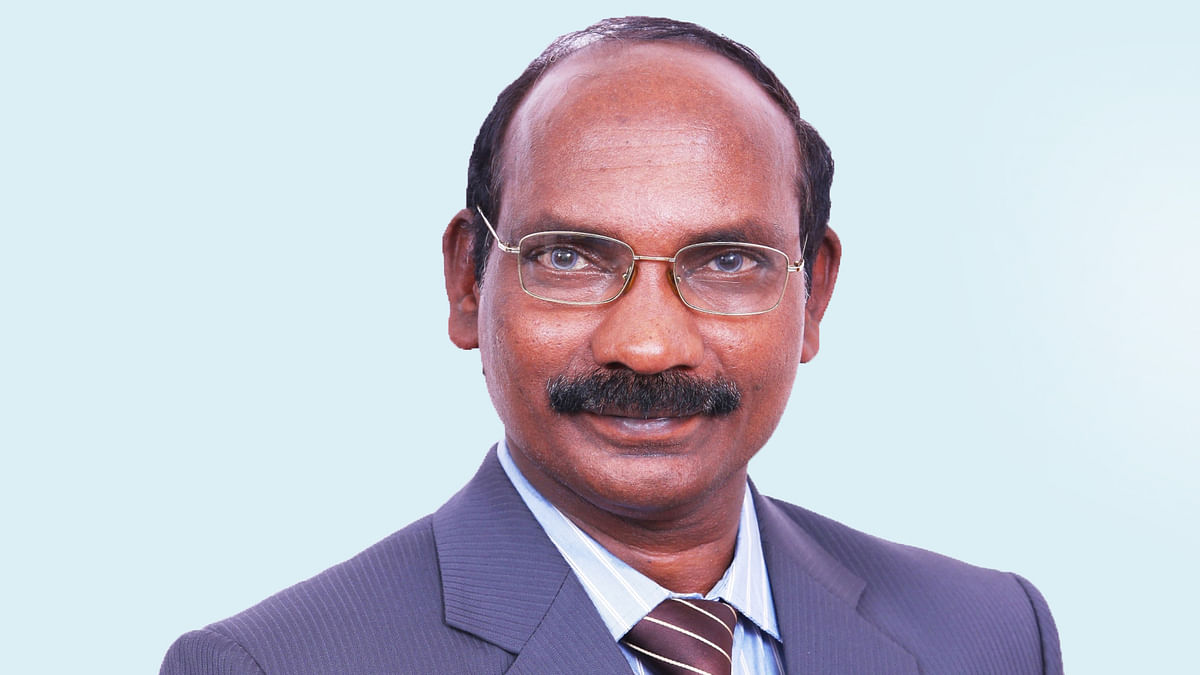 K Sivan gets one-year extension as Secretary, Department of Space