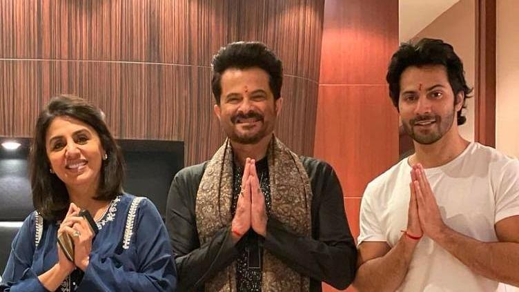 Varun Dhawan, Neetu Kapoor, director Raj Mehta test positive for COVID-19 in 'Jug Jugg Jeeyo' unit