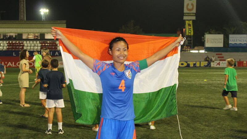 Women's football team can compete against 'high-profile opponents': Captain Ashalata Devi