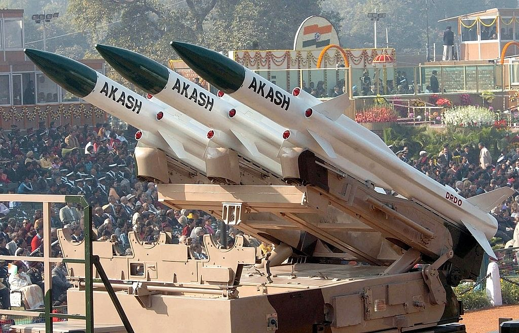 Cabinet approves export of Akash missiles, creates committee for faster approval of exports