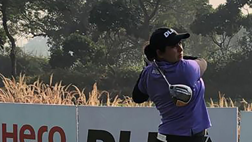 Golf: Amandeep Drall holds her nerves to win eighth leg of Hero WPGT by three shots