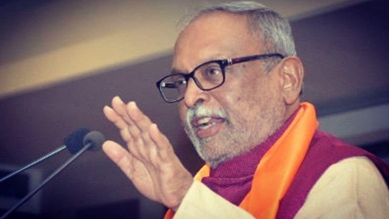 Abhay Bhardwaj, BJP Rajya Sabha member from Gujarat, succumbs to COVID-19